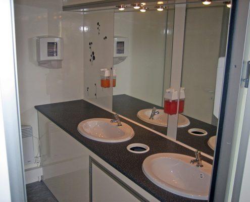 Toilettenwagen Eurowagon 41