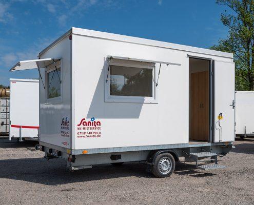 Sanita Aufenthaltswagen 061
