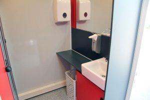 Toilettenwagen Sanita Gamo (NEU)