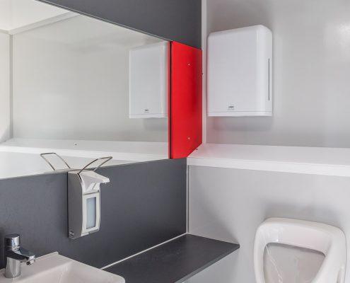 Toilettenwagen Sanita Gamo gross-51
