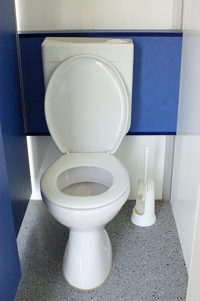 Toilettenwagen Sanita-Gamo WC
