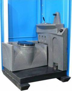Sanita Frischwasserspültank