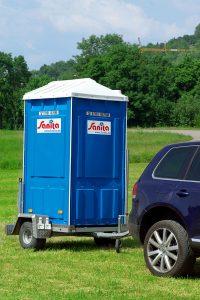 Toiletten-Anhänger
