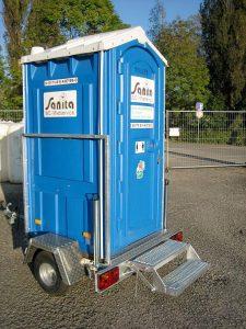 Toiletten-Anhänger 1er