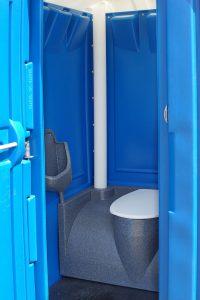 Sanita Toilettenkabine innen