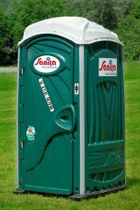 Toilettenhäuschen Aspen